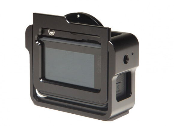 GoPro Hero 5 Black Cage Genus Back