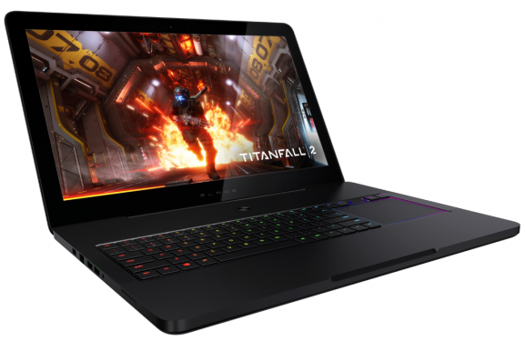 New Razer Blade Pro Gaming Laptop