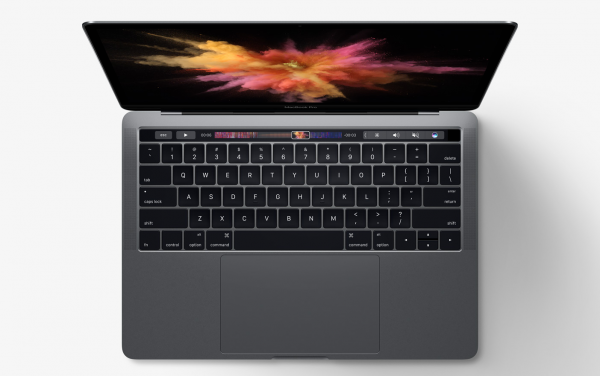 Apple MacBook Pro 15 inch 2016 Touch Bar