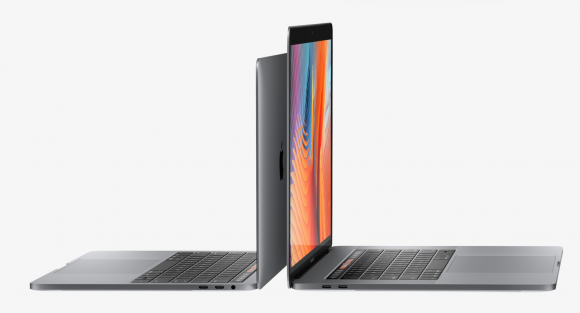 New MacBook Pro 13 inch and 15 inch 2016