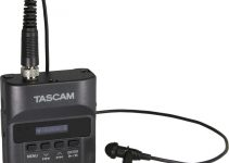 Tascam Introduces the DR-10L Ultra-Compact Recorder with a High-Performance Lavalier Mic