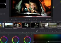 Advanced Color Correction Worklflow with Curves in DaVinci Resolve 12.5