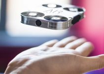 Meet AirSelfie – the World's Smallest Ultra-Portable Consumer Flying Camera Drone
