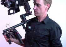 The Daisho Gimbal Clamp Turns Your DJI Ronin Into a Shoulder Mounted Rig