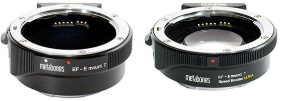 Metabones Speed Booster Ultra Smart Adapter Mark IV