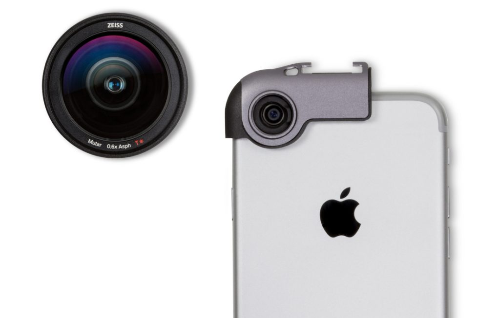 Exolens Pro-a Zeiss Super Optics for iPhone 7