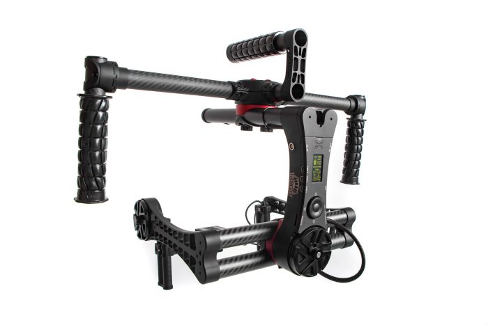 ACR Systems THE BEAST 3-axis gimbal