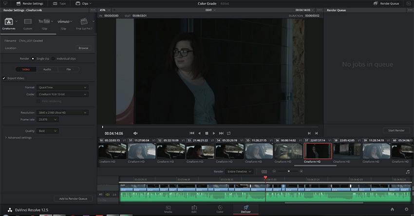 Premiere Pro CC 2017 to Resolve 12 5 Round Trip Workflow
