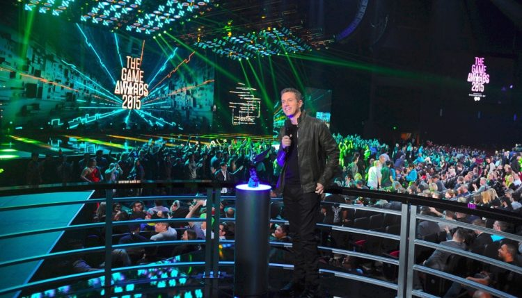 YouTube 4K Live streaming Game Awards 2016