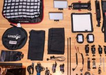 Interview Lighting LED Kit that Fits in Your Carry-On