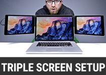 This Triple Screen MacBook Pro Setup Might Be the Ultimate Solution For Your Creative Workflow On the Go