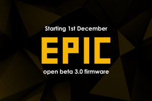 EPIC Open Beta 3.0 Firmware for ACR Systems' THE BEAST Gimbal Now Available