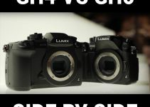 Overall Performance Differences and Sensor Comparison Between the Panasonic GH4 and GH5