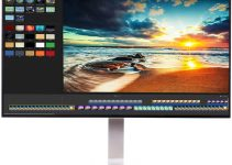 Three Brand New LG, Dell, and Lenovo USB-C Monitors Compatible with the Latest MacBook Pros Announced