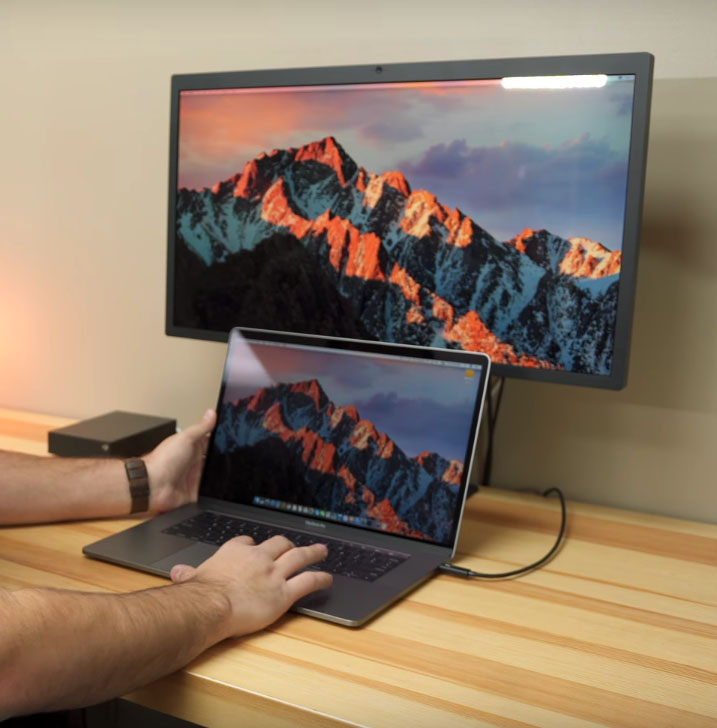First Look at the LG UltraFine 5K Display | 4K Shooters