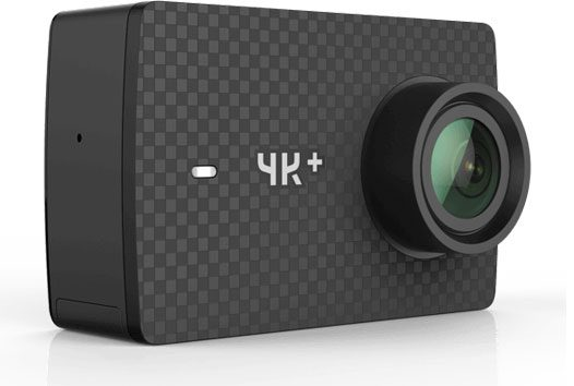 Image result for WOW – World's 1st YI 4K+ action camera that shoots 4K/60p and stabilized 4K/30p
