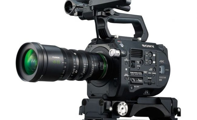 MTF Services Can Convert Your Fuji MK Cine Zooms to Sony FZ and