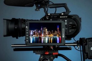 New SmallHD 7-inch 702 OLED and 17-inch 1703-P3 Reference Production Monitor