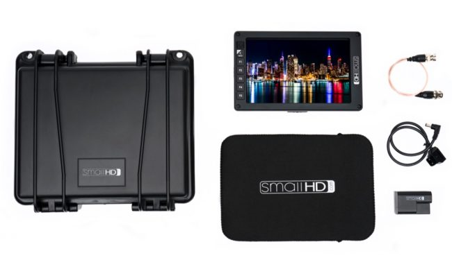SmallHD 702 OLED Pre-order bundle special