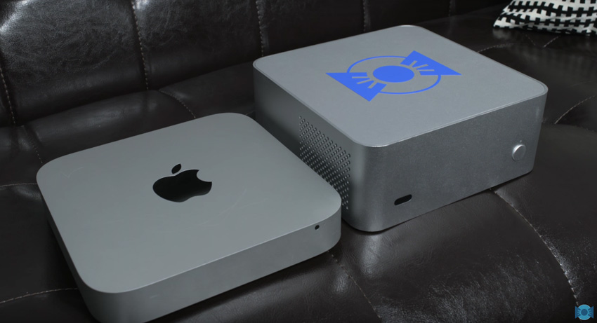 Building an Ultra-Compact $682 Skylake Hackintosh Mac Mini Capable