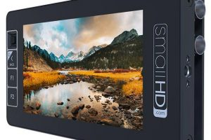 SmallHD Bounce Back; Recent Product Delays due to a Warehouse Fire
