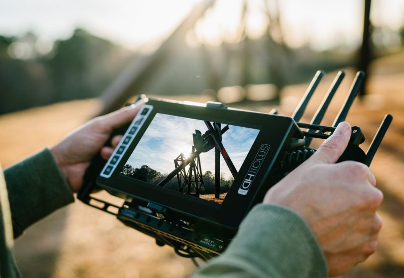 SmallHD 703 Ultra Bright Directors Monitor