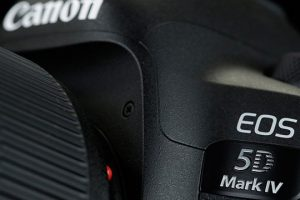 Canon 5D Mark IV About to Get 1.27x Crop When Shooting 4K DCI Video