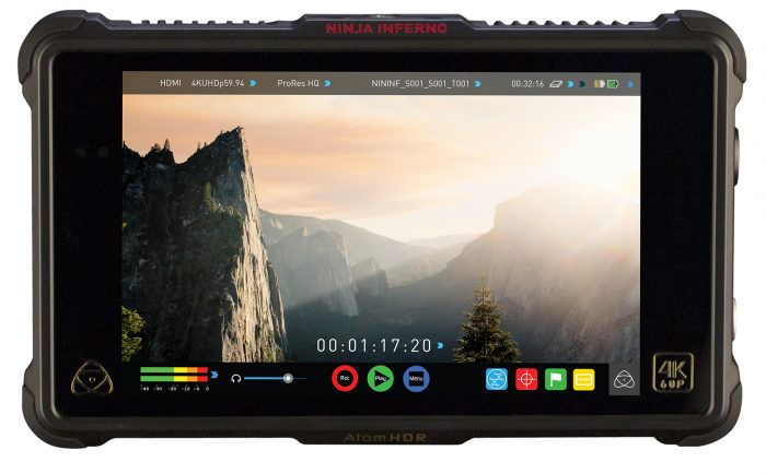 Download The Atomos Ninja V User Manual And See This Awesome Gh5s