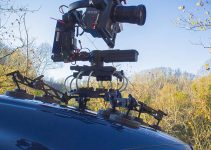 Scalca Sprut is a Sturdy Modular Magnetic Car Mount for Your DJI Ronin/Freefly MOVI Gimbal