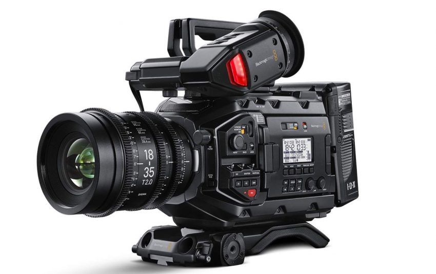 Blackmagic URSA Mini Pro 4.6K Camera