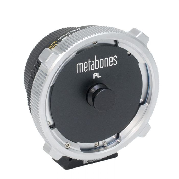 Metabones PL to E Mount Speed booster
