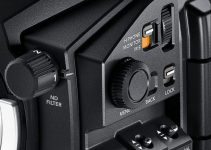 Blackmagic URSA Mini Pro Built In ND filters