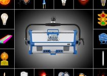 ARRI LED Lighting SKyPAnel LED NAB 2017 Firmware 3.0