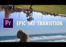 Creating an Epic Sky Transition in Premiere Pro CC
