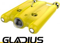 Meet Gladius – the Most Affordable, Easy to Use Underwater Drone