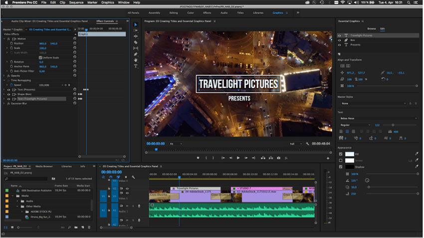 essential graphics premiere pro cc 2017 free download