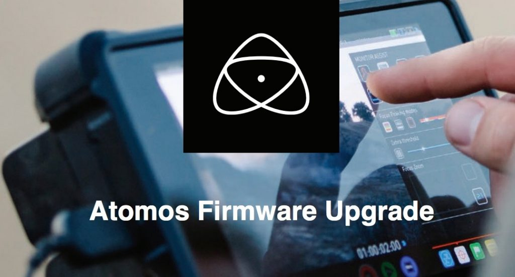 Atomos Firmware Update 8.2 Shogun Inferno CinemaDNG 4k Raw