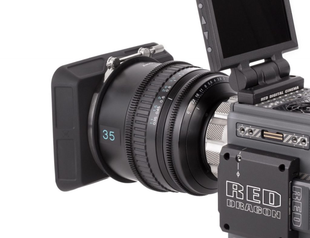 Zip Box Double Wooden Camera RED EPIC