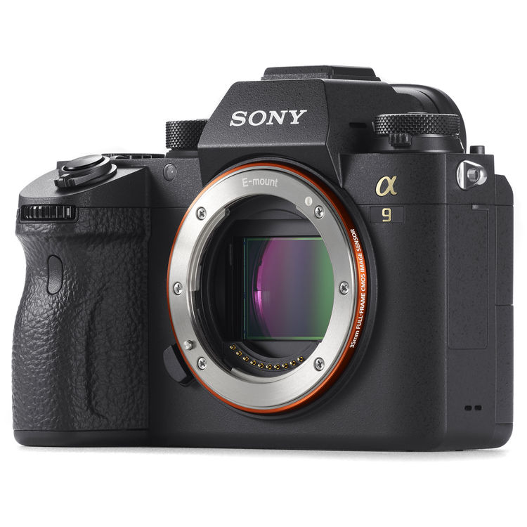 sony a9 front body ilce-a9