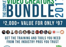 5 day deal compete video creators bundle 2017