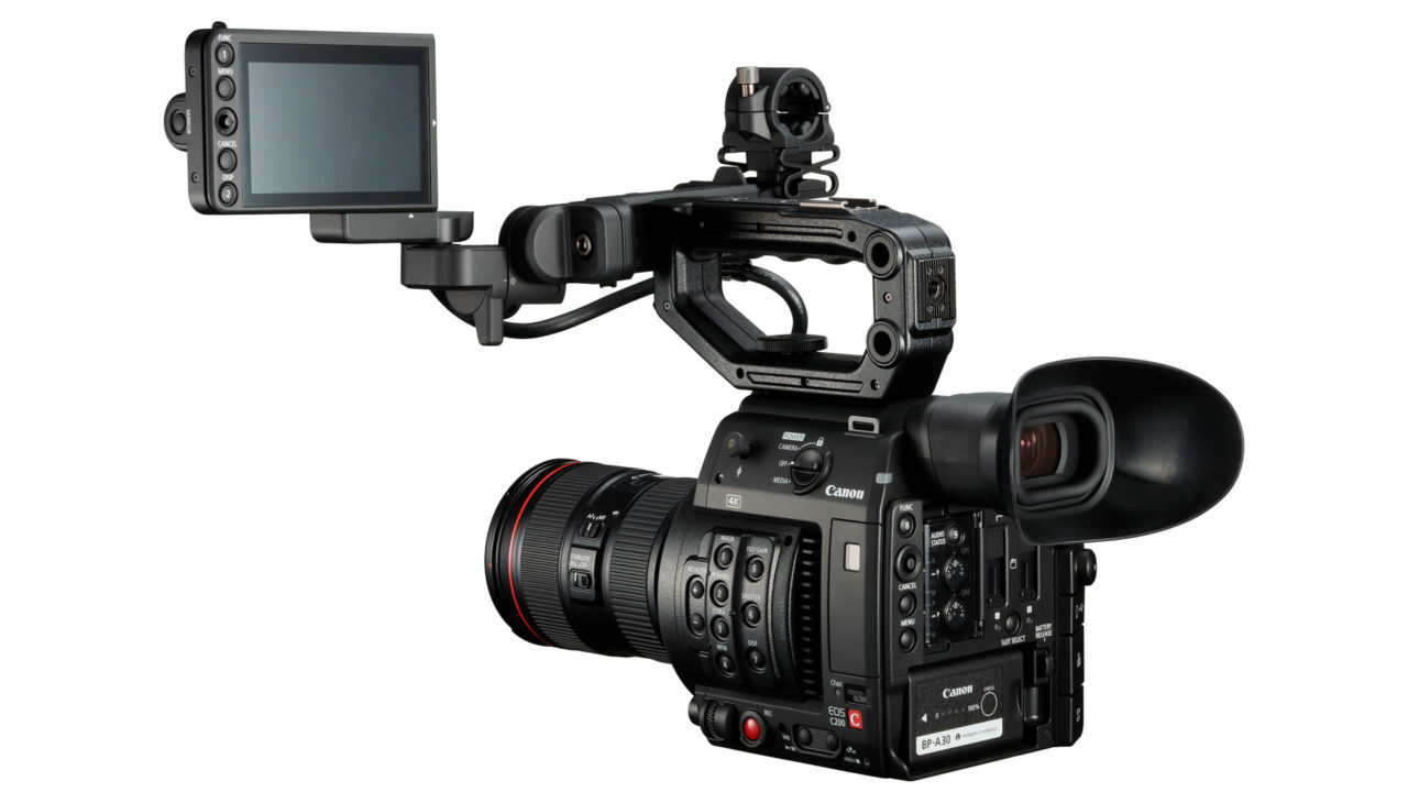 Official Canon EOS C200 Promo, Behind The Scenes and Is It