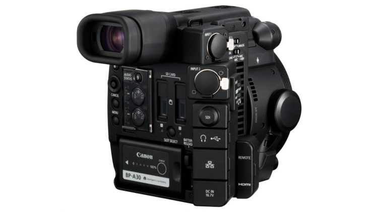 Canon-C200_back side