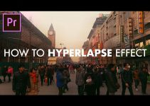 How to Easily Emulate a Hyperlapse Video in Premiere Pro CC