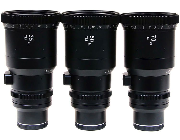 SLR Magic 2x Anamorphic MFT