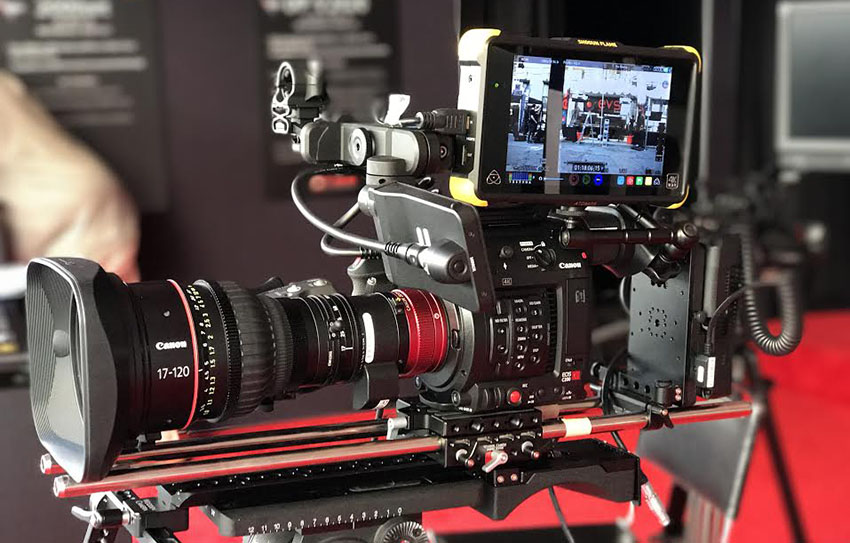 New Canon C200 Footage, 4K Raw, AF Tests & C300 Mark II