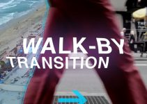 That's How You Can Create a Slick Walk By Transition in Adobe Premiere Pro CC