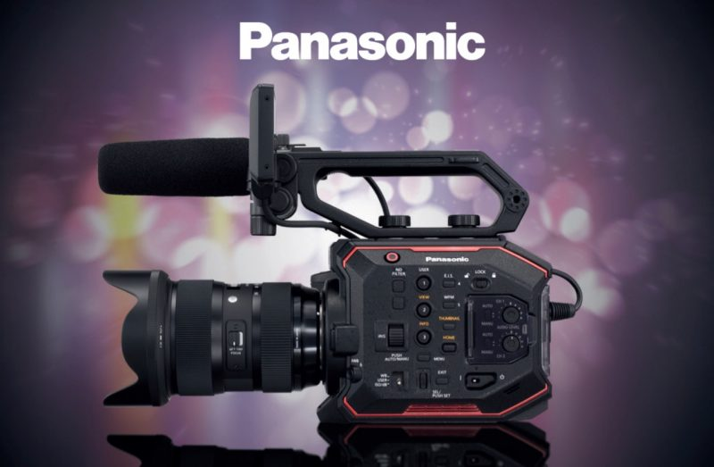 Panasonic EVA 1 5.7K Camera