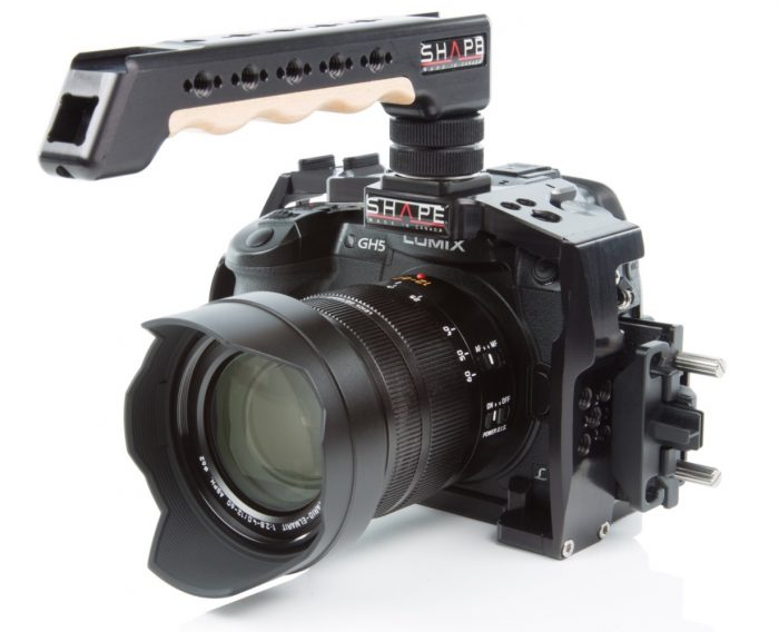 Shape GH5 cage Top Handle