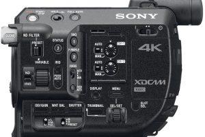 Sony PXW-FS5 Body Rebate Deal CineGear 2017
