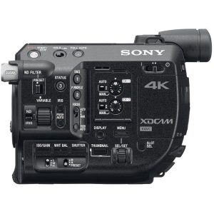 Sony PXW-FS5 Body Rebate Deal CineGear 2017
